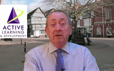 Clive Green of Active Learning & Development Ltd talks about  the Current benefits of Leadership & Management Qualifications (LMQs)